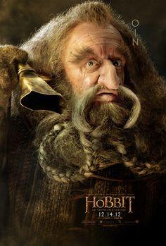 The Hobbit: An Unexpected Journey | Oin (John Callen) #thehobbit #oin #dwarf