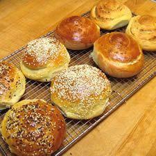 Onion Buns – a truly delicious hamburger/sandwich bun.