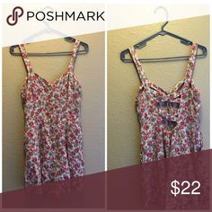 Rompers Lovely Rompers with little flower patterns Urban Outfitters Pants Jumpsuits & Rompers