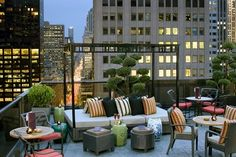 New York City's Best Year-Round Rooftop Bars & Terraces Slideshow at Frommer's