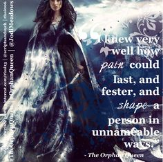 The Orphan Queen by Jodi Meadows (Click through to read my @silverpetticoat review.)
