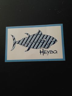 Heybo sticker #frees