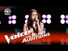 "The Voice 2015 Blind Audition - Brooke Adee: ""Skinny Love"" - YouTube"
