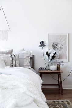 The Chicest IKEA Bedrooms of All Time via @MyDomaine