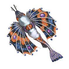 Autore Oceania Fish Brooch | The Jewellery Editor