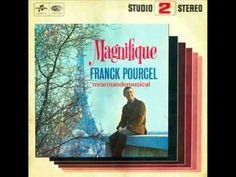 FRANCK POURCEL - MAGNIFIQUE - DISCO COMPLETO 1966.-