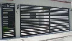 Side Gates, Entry Gates, Metal Gates, Iron Gates, House Gate Design, Modern House Design, Garage Door Security, Fireplace Feature Wall, Burglar Bars
