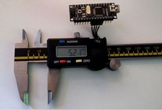 Reading digital calipers with an Arduino and send reading via USB http://www.instructables.com/id/Reading-Digital-Callipers-with-an-Arduino-USB/