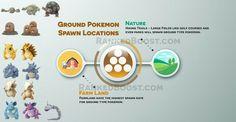 Ground spawn