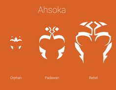 Ahsoka's faceprints