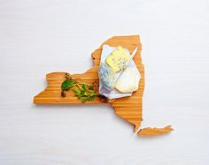 New York Cutting Board $48