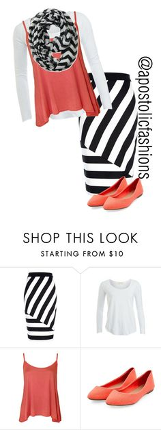 """""""Apostolic Fashions #1125"""" by apostolicfashions on Polyvore featuring River Island, American Vintage and WearAll"""
