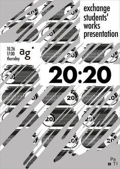 PaTI / 목요세미나 PaTI 교환 배우미 프레젠테이션 / 2017 Graphic Design Books, Book Design, Poster Fonts, Expo, Print Ads, Editorial Design, Typography Design, Graphic Illustration, Creative Design