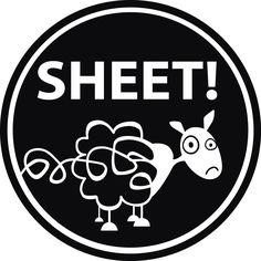 Unlucky sheep