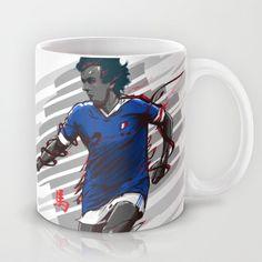 #Platini #France #Football #Illustration #WorldCup » http://www.akyanyme.com/index.php/es/portafolio/fanart/302-michel-platini-illustration