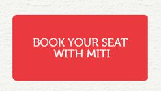 Book your seat with Miti Ampoma - Become the Innovative Communicator. www.miticom.co.uk #soulcommuicator #business #communication