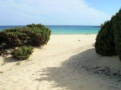 Strand bei Chia, Sardinien