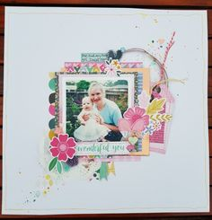 Sue has created a wonderful scrapbooking layout! Check out her tutorial at the Helmar Creative Team; http://helmarusa.typepad.com/blog/2017/05/wonderful-you.html
