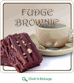 Have you tried the Hot Fudge Brownie Coffee? I love it with almond milk in it.  http://www.veggiesensations.com/products/fudge-brownie-flavored-coffee