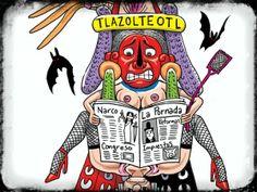 Las Reinas Chulas presentan: Tlazolteotl Contra Las Reformas Vampiro / Viernes 21 y sábado 22 de marzo a las 22:30hrs