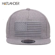 f58453d0 [HATLANDER] Raised flag embroidery cool flat bill baseball cap mens gorras  snapbacks 3D flag hat ourdoor hip hop snapback caps [orc32838198199] -  $30.23 : ...
