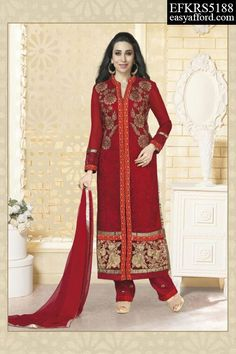 Today's Price Rs 2561/- For Order Call/Whatsapp 08968017642, 07837409851 or Click the below link http://easyafford.com/new-arrivals/1851-karishma-kapoor-designer-red-palazzo-suit.html  #OnlineDesignerSuit #LatestPalazzoSuit #OnlineSalwarSuit #KarishmaKapoorSuit #OnlineDesignerSuits #BuySuitsOnline #IndianWear #EthnicWear #BuyDesignerDresses #BuyIndianSuits #OnlineEmbroideredSuit #HeavySuit #OnlineLatestDesigns #PartywearSuit #SalwarKameez #OnlineShopping #BollywoodSuits
