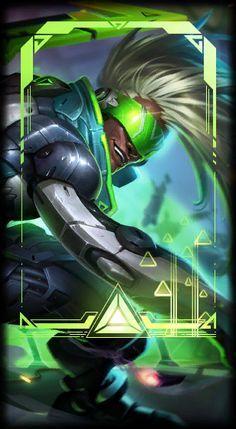 Ekko League Of Legends Ult1mates Characters League Of