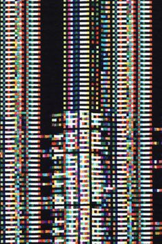 [processing] textile patterns derived from digital data stored on a hard drive. fragmented-memory_03
