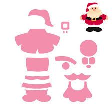 Billedresultat for marianne design christmas DIES Paper Piecing Patterns, Felt Patterns, Felt Christmas Decorations, Christmas Colors, Foam Crafts, Paper Crafts, Craft Foam, Felt Christmas Ornaments, Christmas Crafts
