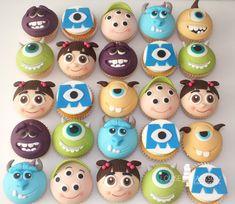 Monsters Inc - Louise Jackson Cake Design