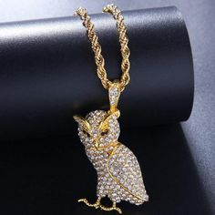 Silver-Tone Iced Out Hip Hop Bling Poker Spade Royal Flush Pendant with Princess Cut Cubic Zirconia 16 Tennis Chain and 24 Rope Chain
