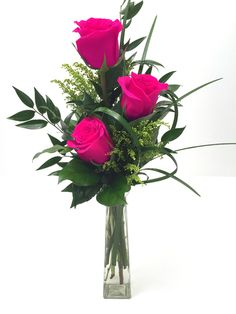 *At least 2 items need to go to each location (Please specify rose color preference in special instructions)  City Flowers, Fresh Flowers, Beautiful Flowers, Exotic Flowers, Flowers Garden, Purple Flowers, Valentine's Day Flower Arrangements, Rosen Arrangements, Bud Vases