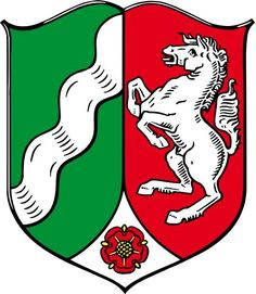 Coat of arms of North Rhine-Westfalia.svg