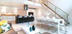 Silla Bertoia para decorar el hogar - http://www.decoora.com/silla-bertoia-para-decorar-el-hogar/