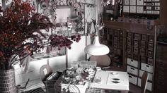ilemas - Atelier Table Settings, Workshop, Vanity, Mirror, Studio, Space, Furniture, Home Decor, Atelier