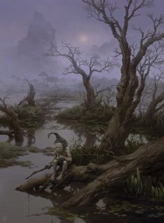 Lonely Goblin by FLOWERZZXU.deviantart.com on @deviantART