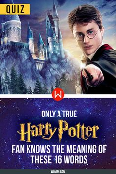 You'll need some Felix Felicis for this one. Harry Potter Trivia. JK Rowling, Harry Potter Quiz, HP trivia, Hagrid, Malfoy, Hermione Granger, Dumbledore, Ron Weasley, HP spells, HP vocabulary.