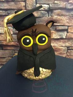 Owl Graduation
