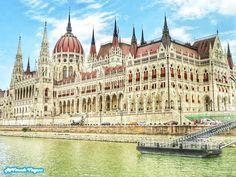 Parlamento Húngaro Budapeste Hungria
