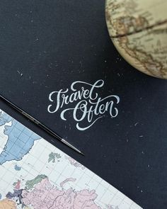 Work by @khairulitie #typography #betype #lettering...