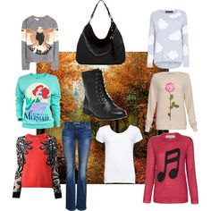 """""""Sweater show"""" by mollylsanders on Polyvore"""