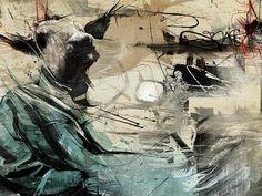 Russ Mills – Neue Illustrationen [Pictures + Proof]