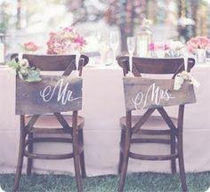 In White: De mooiste stoelen voor jullie bruiloft