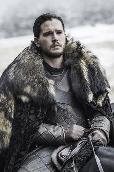 Jon Snow (6x9) - The Battle of the Bastards