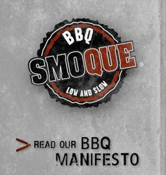 As someone who has their own smoker, I can say that these guys are doing it right.  Smoque BBQ