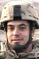 Army PFC Kevin M. Luna, 26, of Oxnard, California. Died January 27, 2005, serving during Operation Iraqi Freedom. Assigned to 1st Battalion, 63rd Armor Regiment, 1st Infantry Division, Vilseck, Germany. Died of non-combat-related injuries at Forward Operating Base Normandy near Muqdadiyah, Diyala Province, Iraq. It was reported that PFC Luna was accidentally hit by friendly small-arms fire.
