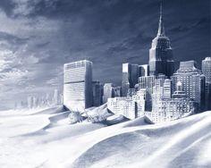 Disso Voce Sabia?: Cientistas afirmam que a nova mini-era do gelo poderia ocorrer em meses