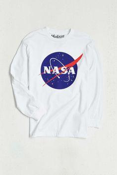 NASA Logo Long-Sleeve Tee