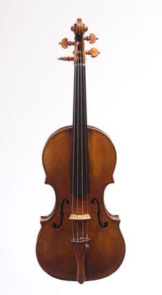 Andrea Amati: Violin (1999.26) | Heilbrunn Timeline of Art History | The Metropolitan Museum of Art