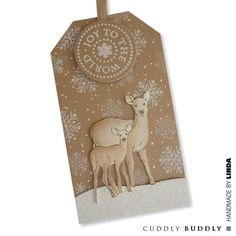 Cuddly Buddly Clear Stamps - Winter Wonderland CBS0012 < Craft Shop | Cuddly Buddly Crafts
